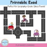 Printable Road