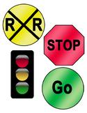 16 Printable Road Signs