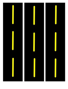 graphic about Printable Road referred to as Printable Roadways