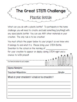 Printable STEM Night 2!  Everything you need for a Spectacular STEM Night TWO!