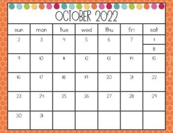 printable school year calendar