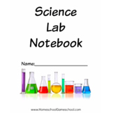 Printable Science Lab Notebook