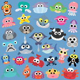 Printable Sea Animal Masks