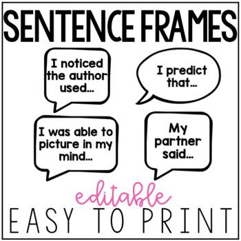 Sharing Sentence Frames