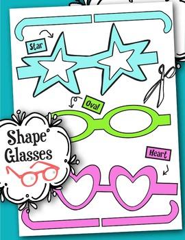 6 Shape Glasses