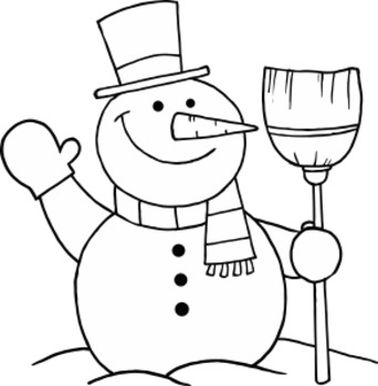 image regarding Printable Snowman called Printable Snowman Counting E-book