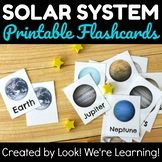 Solar System Flashcards - Blast Off!