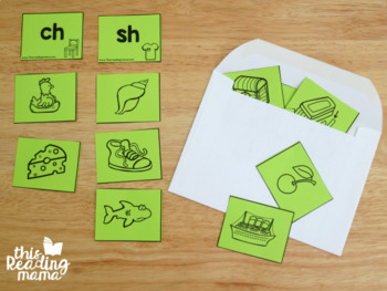 Printable Sorts for Alphabetic Spellers