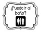 Spanish Classroom Decor, Passwords