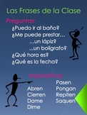 Printable Spanish Classroom Posters