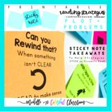 Teach Reading Strategies: Reading Comprehension Plot - Pri