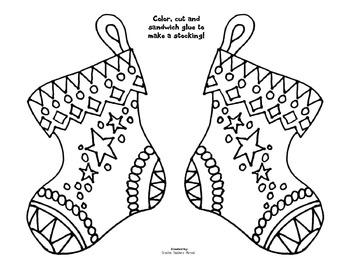 Printable Stockings