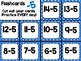 Printable Subtraction Flashcards