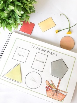 Printable Summer Busy Book