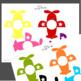 Printable Tags, Airplane Printable, Labels, Name Tags - Classroom Decoration