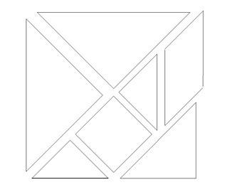Printable Tangrams