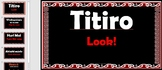 Printable Te reo phrases for walls around the classroom