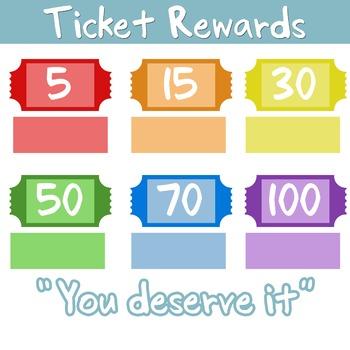 Printable Ticket Rewards [Banner]