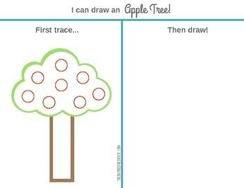 Printable Tracing & Drawing Templates