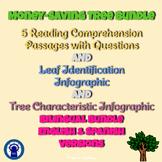 Printable Trees Money-Saving Bilingual Bundle