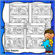 US Coin Puzzles in B&W & Color ~ For Coin Recognition Practice
