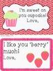 Printable Valentine's Day Notes