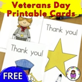 Printable Veterans Day Cards