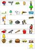 Printable Vocabulary Board Game