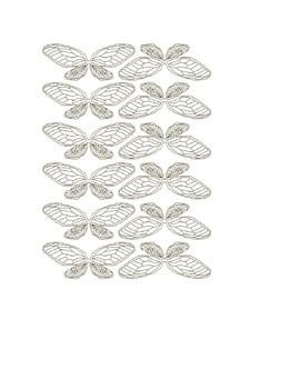 Printable Wings