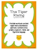 Printable Workbook:  The Tiger Rising