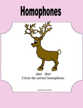 Printable Worksheets-A Comprehensive review of Homophones