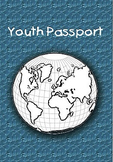 The Best Printable, Foldable Youth Travel Passport for Kids