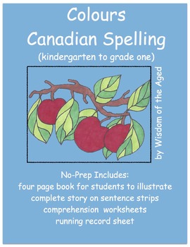 Printable book - Fall (Canadian Spelling)