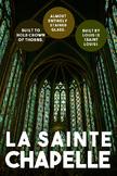 Printable poster - Sainte Chapelle