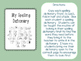 Printable student dictionary word wall book sight words