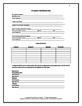 Back to School Forms:Back to School Assortment of First Day Forms and Activities