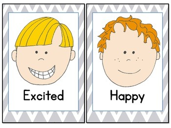 Printables about Feelings
