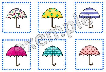 Printemps: des bottes et des parapluies
