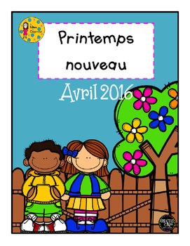 Printemps nouveau - Catalogue d'avril 2016