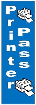 Printer Pass
