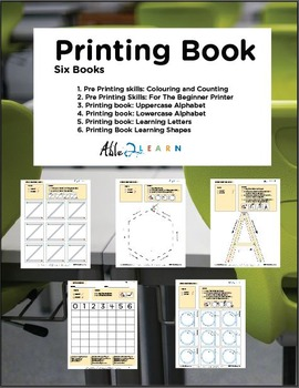 Value Pack Visual Printing Book Mega Pack: 7 Books: Langua