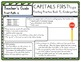 Printing Instruction for Kindergarten: Free sample from CAPITALS FIRST Book