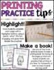 Printing Practice