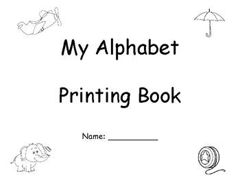 Printing Practice Workbook