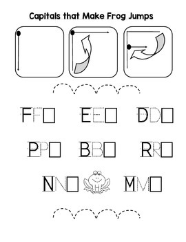 Printing Primer Workbook: Letter Formation, Phonetic Awareness
