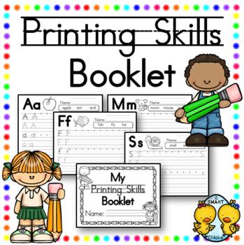 Printing Skills Booklet