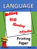 Printing and Writing Paper