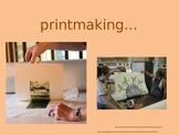 Printmaking 101