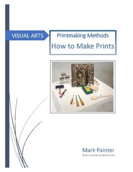 Printmaking Methods: How to make prints