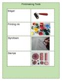 Printmaking Tools